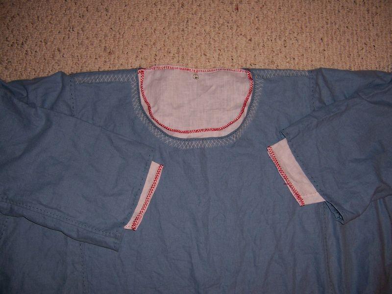 Gregg's tunics
