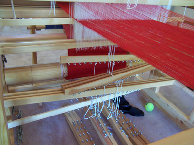 Greet's Middle Ages: Weaving